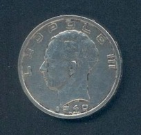 LEOPOLD III - 50 Francs 1940 FL/FR Pos A - 08. 50 Francs
