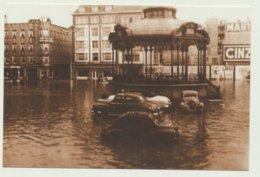 OOSTENDE / WAPENPLEIN ONDER WATER  1953 - Oostende