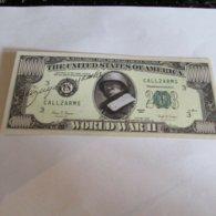 Shizuya Hayashi WW2 100th BN Medal Of Honor Autograph Bill - 1939-45