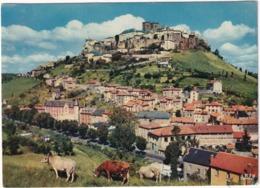 Saint-Flour - Vue Générale - (Cantal) - Saint Flour
