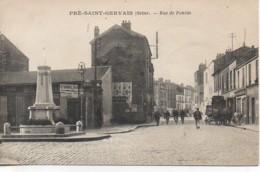 93 LE PRE-SAINT-GERVAIS Rue De Pantin - Le Pre Saint Gervais
