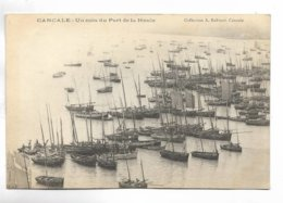 35 -  CANCALE -  Un Coin Du Port De La Houle. Carte Précurseur - Cancale