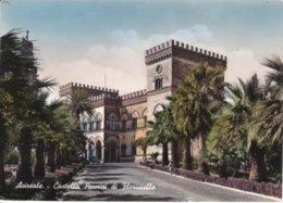 ACIREALE  - CATANIA - CASTELLO PENNISI DI FLORISTELLA - 1958 - Acireale