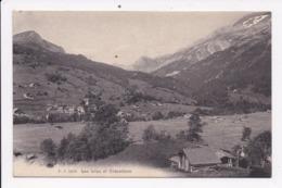 CP SUISSE LES ISLES Et Oldenhorn - VD Vaud