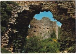 Mornas - Ruines Du Chateau Du Baron Des Adrets Renommé Pour Sa Cruauté - (Vaucluse) - Avignon