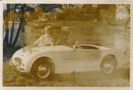 Photo Automobile Austin Healey Sprite - Cars