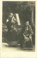 Tibet Thibet, Native Female Porters, Jewelry (1910s) Burlington Smith RPPC - Tibet