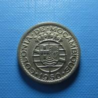 Portuguese Moçambique 50 Centavos 1950 - Portugal