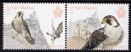 San Marino - 2019 - Europa CEPT - National Birds - Mint Stamp Set - Unused Stamps