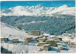 Courchevel 1650 - Vue Partielle De La Station - (Savoie) - Courchevel