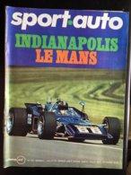Revue Sport Auto N° 102 Juillet 1970 Indianapolis Le Mans Voir Sommaire - Auto/Moto