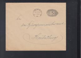 Dt. Reich Brief 1921 Berlin Nach Heidelberg - Briefe U. Dokumente