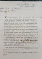 Bureau De Poste De Collonges (Ain 01), En 1793 - ... - 1799