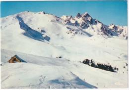 Courchevel 1650 -  Depuis L'arrivée Supérieure Du Télécabine Du Mont Bel-Air, Panorama   La Viselle, Saulire - (Savoie) - Courchevel