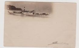 Intra (VB) ,  Piroscafo San Bernardino   - F.p. - Fine '1800 - Verbania