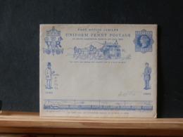 A10/452   ENVELOPPE   1890  XX - Entiers Postaux