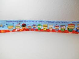 Dolci Salati E Preziosi Miro 2005 - Families