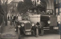 !  Alte Ansichtskarte , Crikvenica, Foto, Photo, Hotels Therapia, Miramar, Bus, Opel, Kroatien, Croatia - Croatia