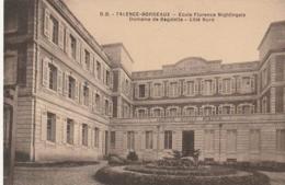 *** 33  ***  TALENCE  BORDEAUX  école Florence Nightingale Domaine De Bagatelle Côté Nord - Neuve Excellent état - Bordeaux