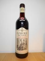 Chianti Classico Gaiole Ricasoli 1970 - Wein