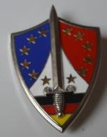 Rare Insigne Gendarmerie  Prévoté Delsart - Policia