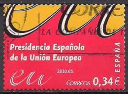 Spanien (2010)  Mi.Nr.  4487  Gest. / Used  (2fa19) - 1931-Heute: 2. Rep. - ... Juan Carlos I