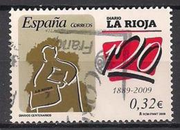 Spanien (2009)  Mi.Nr.  4389  Gest. / Used  (2fa32) - 1931-Heute: 2. Rep. - ... Juan Carlos I