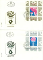 Jugoslawien Block 24/25 Auf 2 FDC - FDC
