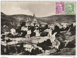 GU 15 - (63)   SAINT NECTAIRE  -  VUE GENERALE  -  2 SCANS - Saint Nectaire