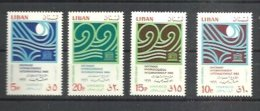 IVERT  Nº397/400**1966 - Líbano
