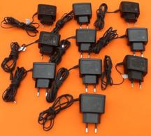 Lot De 10 Chargeurs Nokia Chargeur Nokia AC-3E - Telephony