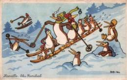 CPA - ILLUSTRATION Robert VELTER - Thème SKI ... - Autres Illustrateurs