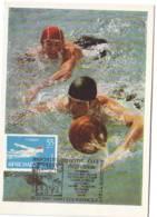 MAX 18 - 142 WATER POLO, Romania - Maximum Card - 2000 - Wasserball