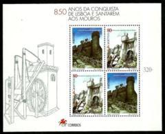 Portugal HB 130 En Nuevo - Hojas Bloque