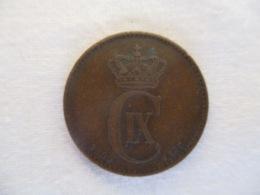 Danemark: 2 öre 1899 - Danemark