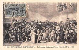 1938 .carte Maximum .france .102096 .150 Eme Anniversaire De La Revolution Francaise .cachet Paris . - Maximum Cards