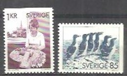 IVERT  Nº917/18**1976 - Suecia