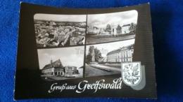 Gruss Aus Greifswald Germany - Greifswald