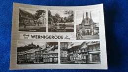 Gruss Aus Wernigerode Im Harz Germany - Wernigerode