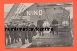 Circo Circus NINO Uomo Forzuto  Cpa 1904 Cirque Zirqus Strong Man Homme Fort Hombre Fuerte Treni Alzo Pesi Weights - Circus