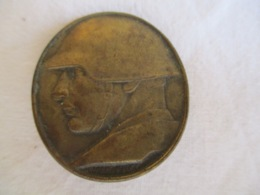 Suisse: Pin Don National 1916 - Tokens & Medals