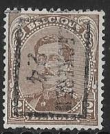 Eeckeren 1924  Nr. 3229B - Rolstempels 1920-29