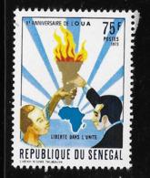 Senegal 1973 OAU Organistion For Africa Unity MNH - Sénégal (1960-...)