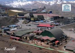1 AK Chile * Blick Auf Sewell - War Eine Industriestadt In Chile Und Ist Seit 2006 UNESCO  Weltkulturerbe * - Chile