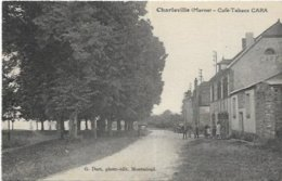 51. CHARLEVILLE.   CAFE TABACS CARA - Autres Communes