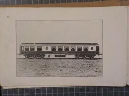 Cx 9) Portugal Caminhos De Ferro Railroad Chemins De Fer ELECTRIC RAILWAY STONE Brochura Português  14x22,5cm 12pp - Portugal