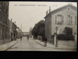 Maisons Alfort Rue Rodier - Maisons Alfort