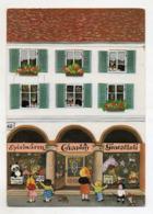 Bolzano - Negozio Giocattoli Chaplin - Viaggiata Nel 1996 - (FDC16804) - Bolzano (Bozen)