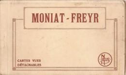 Moniat-Freyr (carnet De 10 Cartes Postales) - Hastiere