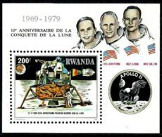 Ruanda HB-85 En Nuevo - Rwanda